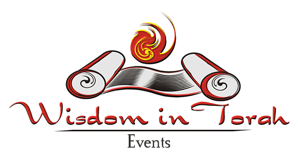 Wisdom in Torah Events Retina Logo